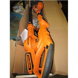 New 24 Volt Lithium Trimmer and Blower Combo / works excellent