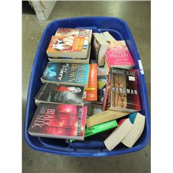 Large bin right full of Books / bin inc.