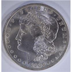 1886-O MORGAN DOLLAR BU CLEANED