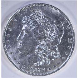 1887-O MORGAN DOLLAR CHBU