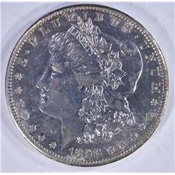 1898-S MORGAN DOLLARS BU CLEANED