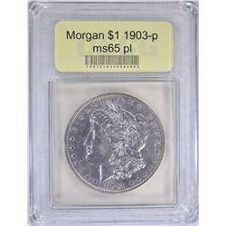 1903-P MORGAN DOLLAR USCG GEM BU