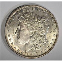 1897-O MORGAN DOLLAR  CH BU