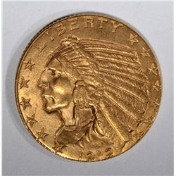 1912 $5 GOLD INDIAN HEAD