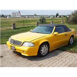 1993 Mercedes Replica, Not Running