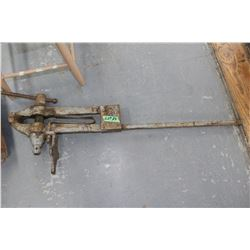 Antique Leg Vise