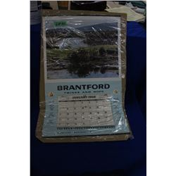 Brantford Twines and Ropes 1968 Calendar
