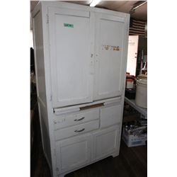 1950's Bakers Cabinet