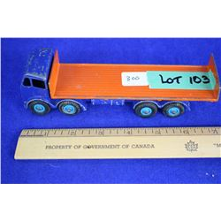 Dinky Supertoys by Meccano, England - Foden Flat Deck w/Tail Gate - Approx. value $300