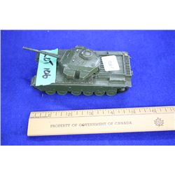 Dinky Supertoys by Meccano, England - Centurion Tank (had both tracks) - Approx. value $200