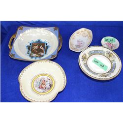 2 Noritaki Dishes and 2 Others
