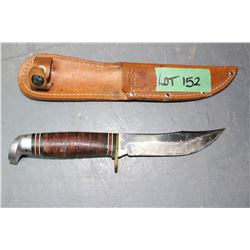 Official Boy Scout Knife with a Sheath