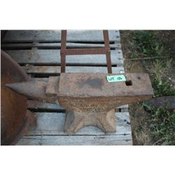 5/4 CWT Anvil - Made by Brooks in England