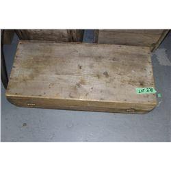 Small Tradesman Box