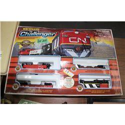 Backmann Toy Train Set