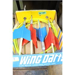 Lawn Darts Game (Collectors Item)