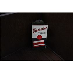 Chantecler Cigarette Paper Dispenser (Rare)