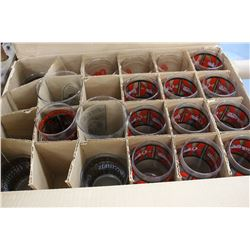 Box of Coca Cola Glasses