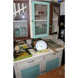 2 pc. Pioneer Cabinet
