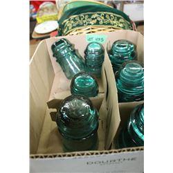 7 Green Insulators