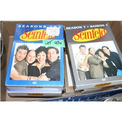 6 Seinfeld Season Collections