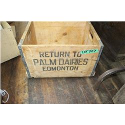 Palm Dairy Shell