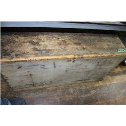 Wooden Tradesman Box