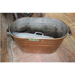 Copper Boiler w/Lid in Good Condition