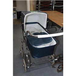 1950's - 1960's Baby Pram (Stroller)in Very Good Condition