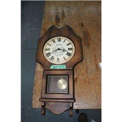 Bulova Wall Clock (Battery operated)