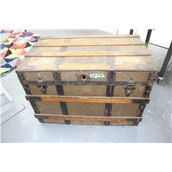 Large Shipping Trunk