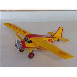 """Shell Historical Air Racing Serise Bellanca """"Skyrocket"""" 2nd in Series tip to tip 12"""""""