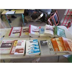 13 Manuals, '92 Toronado, '92 Eighty Eight, & Ninety Two, '90 Corsica, '91 Cutlass, '91, '93 & '94 O