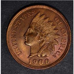 1900 INDIAN CENT, CH BU
