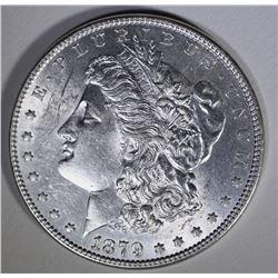 1879 MORGAN DOLLAR BU