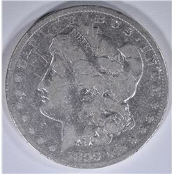 1899 MORGAN DOLLAR  VG