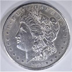 1895-S MORGAN DOLLAR BU