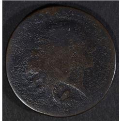 1793 WREATH LARGE CENT  AG