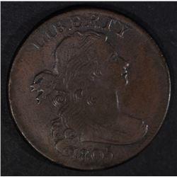 1805 DRAPED BUST LARGE CENT  AU