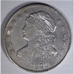 1830 CAPPED BUST DIME  XF