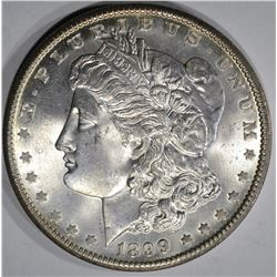 1899-O MORGAN DOLLAR, GEM BU