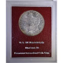 1883-O PARAMOUNT RED LABEL MORGAN DOLLAR