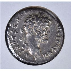 193-211AD SILVER DENARIUS ROME
