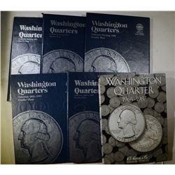WASHINGTON QUARTER SETS: 3- 1988 & up;
