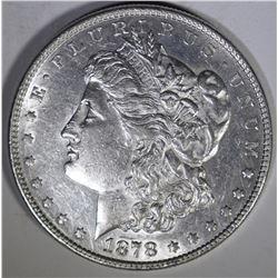 1878 MORGAN DOLLAR AU/BU