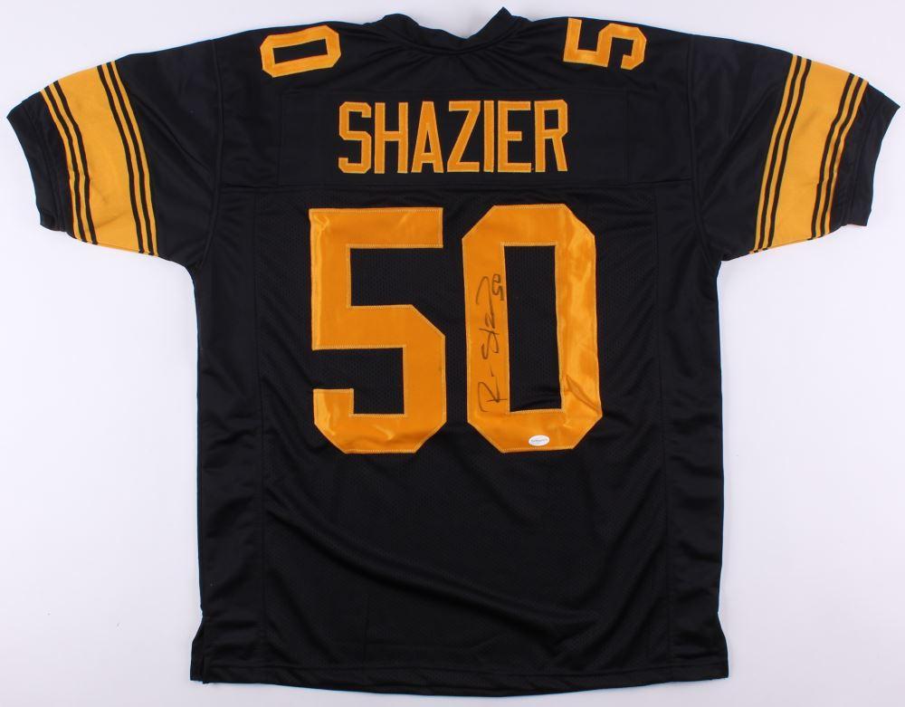 the latest 971b6 f85ad Ryan Shazier Signed Steelers Color Rush Jersey (TSE COA)