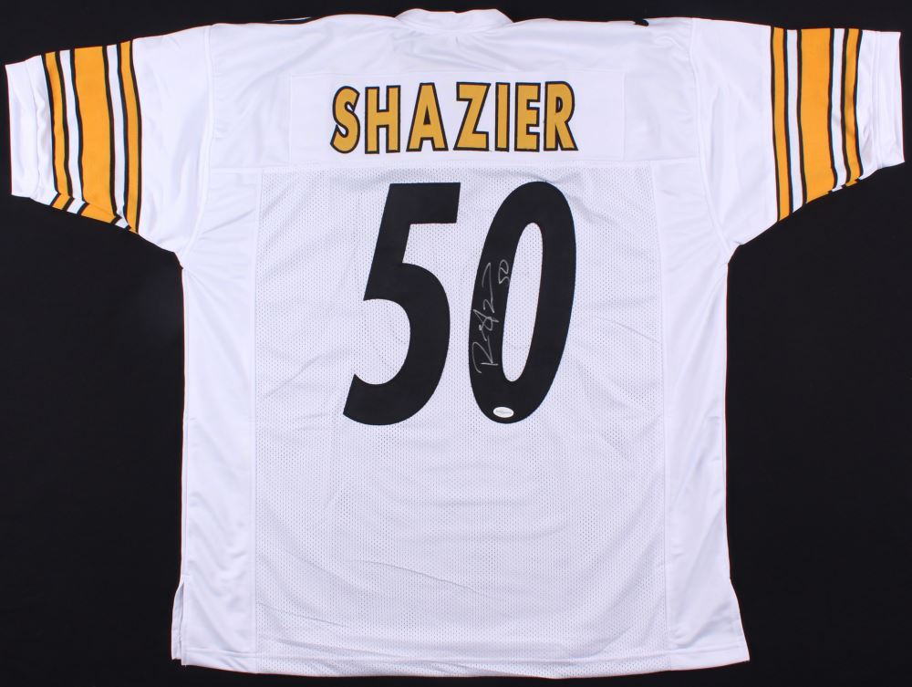 check out 8edf9 3c55b Ryan Shazier Signed Steelers Jersey (TSE COA)