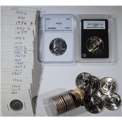 2000 KENNEDY 50c INB PERFECT GEM;