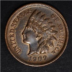 1909-S INDIAN HEAD CENT  CH BU