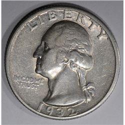 1932-S WASHINGTON QUARTER